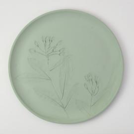 Plantenbord XL - Groen 05