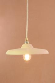 Platte hanglamp | Zand