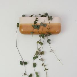 Dip wandvaas | Breed | Nude 041