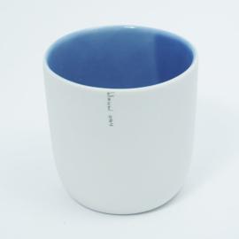 Kleur kopje | Blauw 004