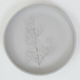 Plantenbord M - Grijs 12