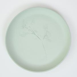 Plantenbord L - Groen 08