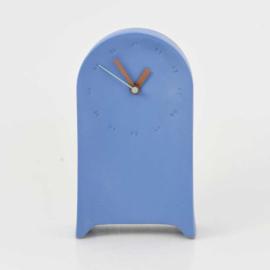 Klok staand - Kobalt blauw