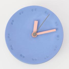 Klok klein - Kobaltblauw