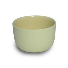 Blanko koffie kop - Geel