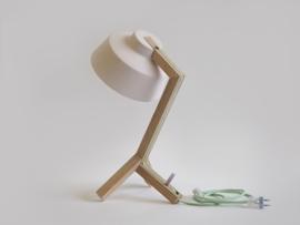 Bureaulamp - Roze