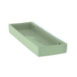 Wandplank L | Groen