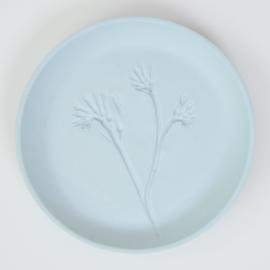 Plantenbord M - Lichtblauw 01