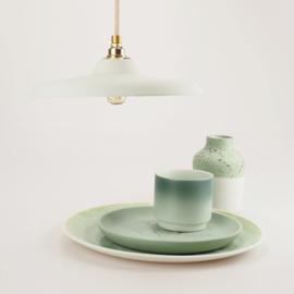 Platte hanglamp | Mint