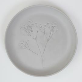 Plantenbord M - Grijs 18