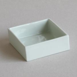 Vierkant bakje - Mint