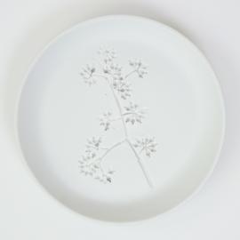 Plantenbord M - Wit 13