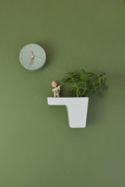 Klok klein - Groen