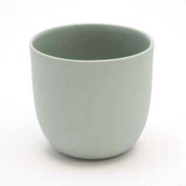 Blanko thee kop - Groen