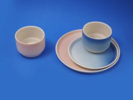 Gradient | Schaal groot | Blauw/roze