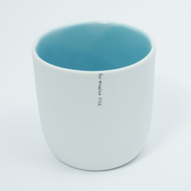 Kleur kopje | Blauw 023