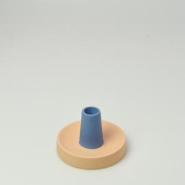 Kaarsenkandelaar | Hoog  | Oranje 1216