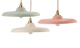 Platte hanglamp