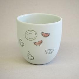 S - Mint - Watermeloen
