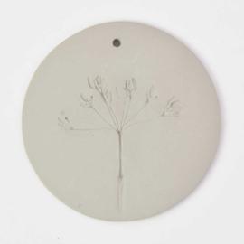 Plantenhanger | 10 cm | Grijs 07