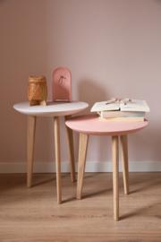 Tafel roze
