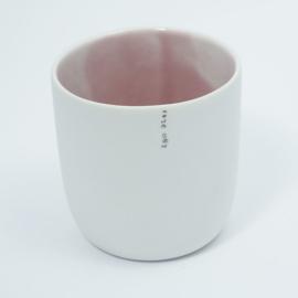 Kleur kopje | Roze 082