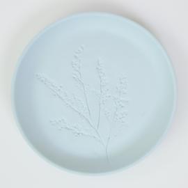 Plantenbord M - Lichtblauw 02