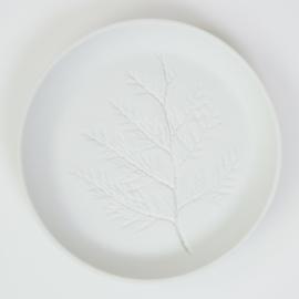 Plantenbord M - Wit 10