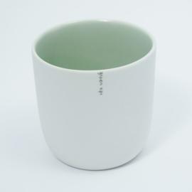 Kleur kopje | Groen 071