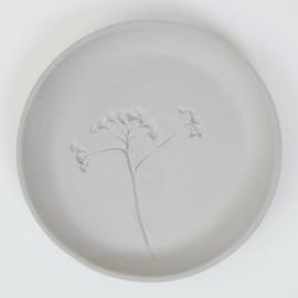 Plantenbord M - Grijs 01