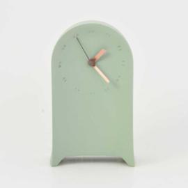 Klok staand - Groen