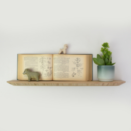 Wandplank - Bamboe - 60 cm