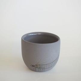 32 - Kop espresso - Antraciet