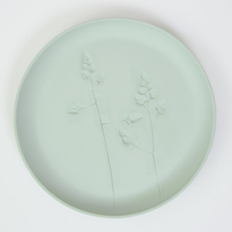 Plantenbord L - Groen 17