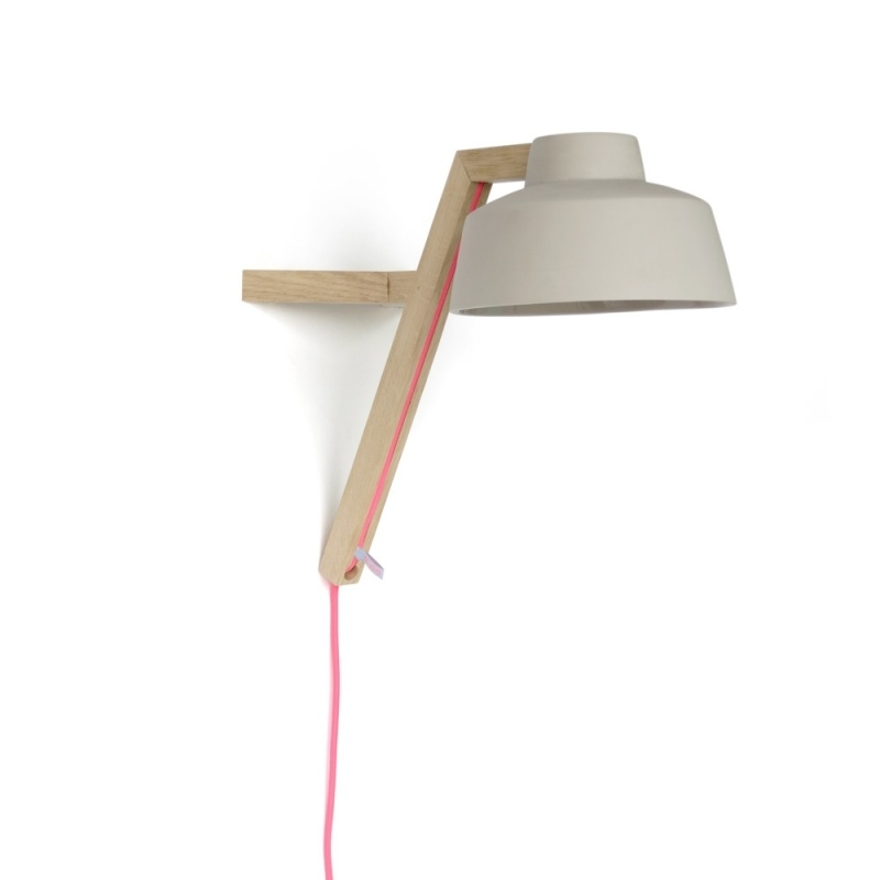 Stel zelf uw wandlamp samen