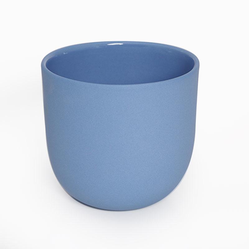 Blanko thee kop - Kobalt