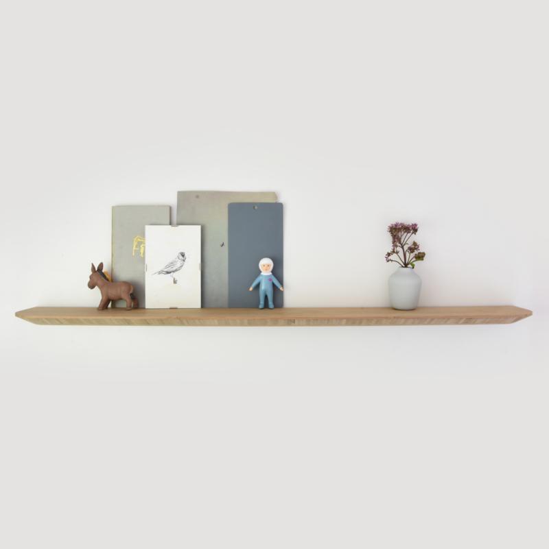 Wandplank - Bamboe - 90 cm