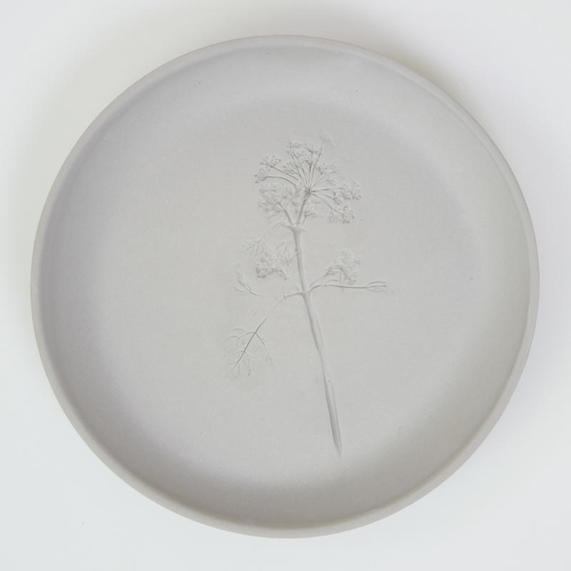 Plantenbord M - Grijs 03