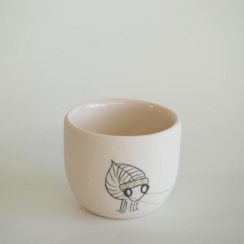 44 - Kop espresso - Nude