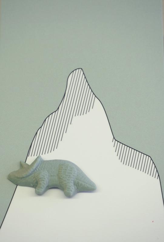Dino 2 - Groen