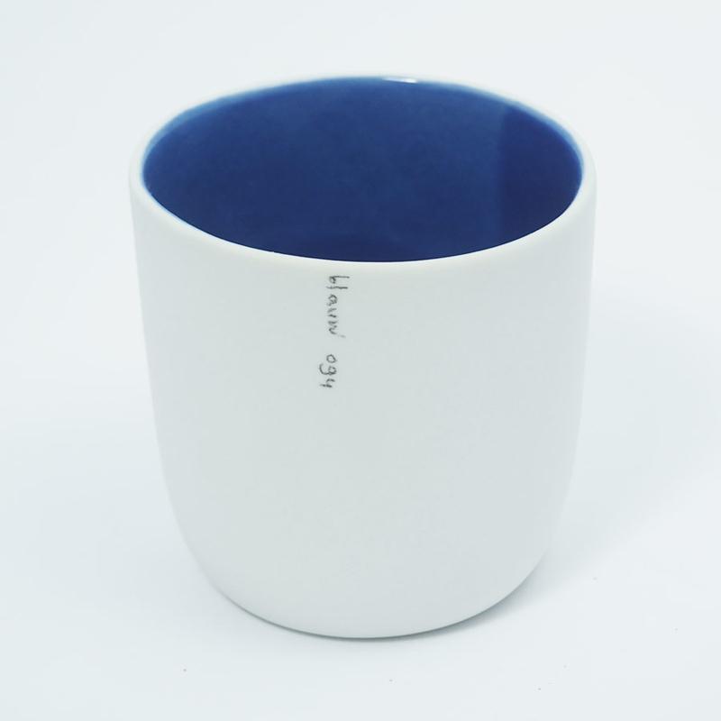 Kleur kopje | Blauw 094