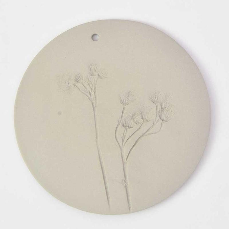 Plantenhanger | 10 cm | Grijs 09