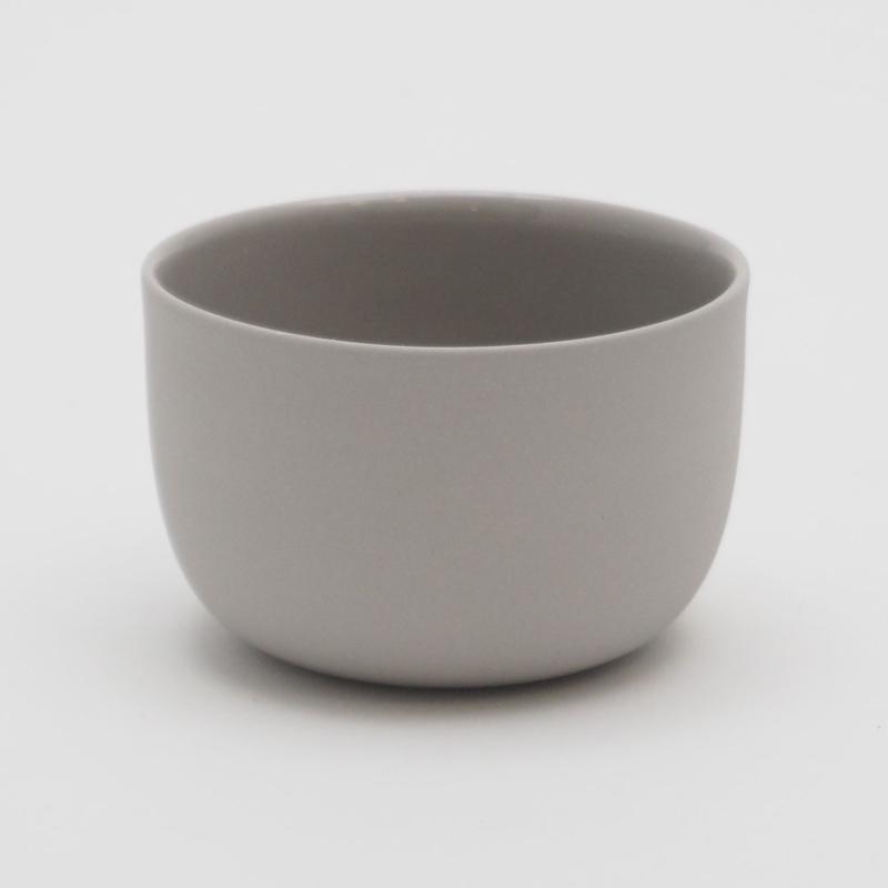 Blanko koffie kop - Grijs