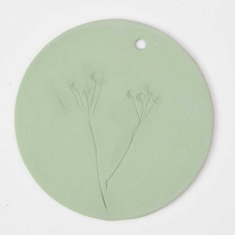 Plantenhanger   10 cm   Groen 15