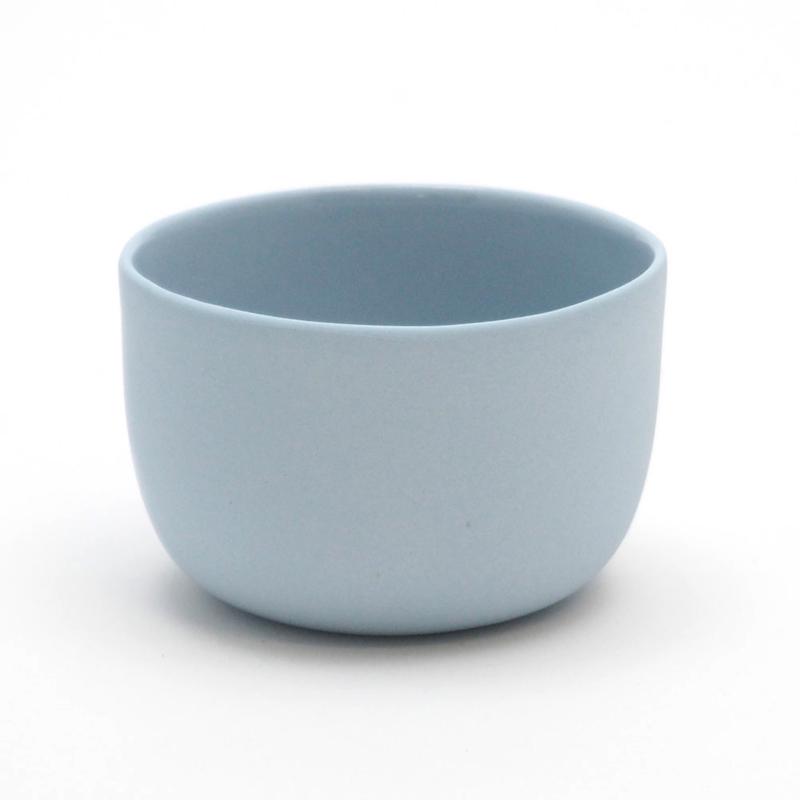 Blanko koffie kop - Blauw