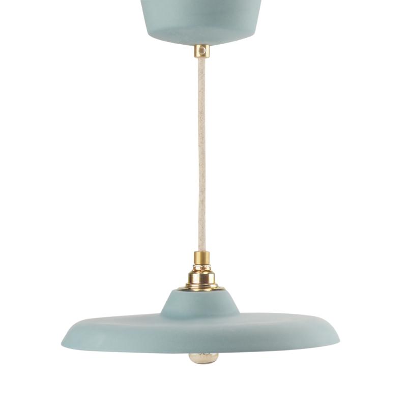 Platte hanglamp | Oceaan
