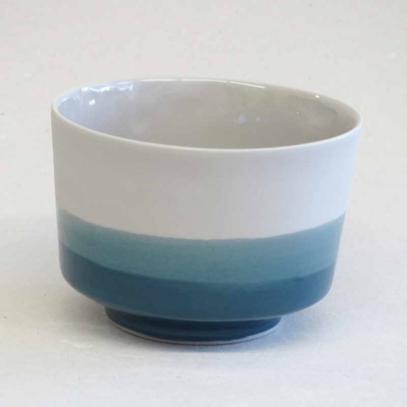 M - Grijs / donkerblauw