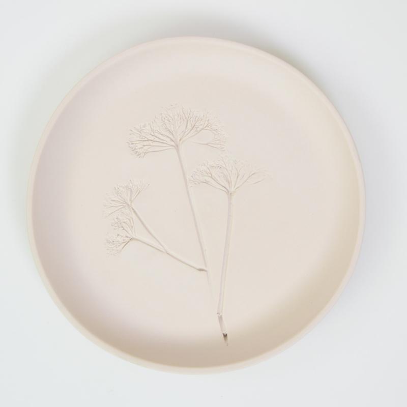 Plantenbord L - Nude 04