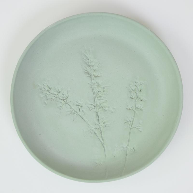 Plantenbord M - Groen 04