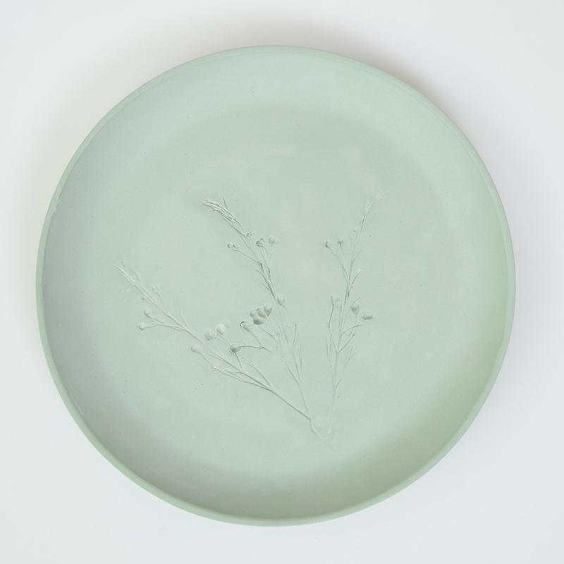 Plantenbord L - Groen 03